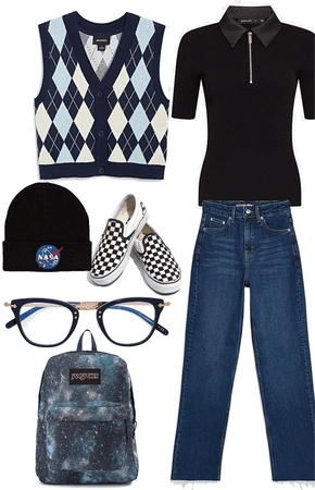 L school outfit