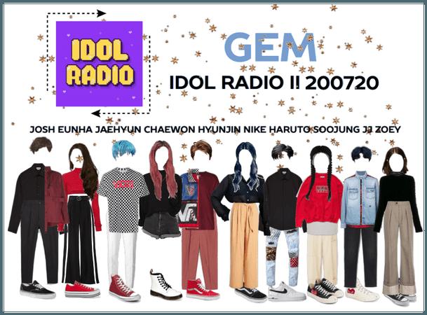 GEM II IDOL RADIO 200720