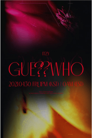 GUESS WHO   POSTER 1