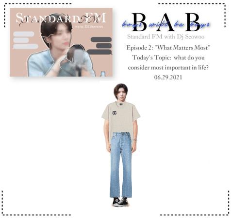 BAB (항상소년) - Standard FM with DJSEOWOO