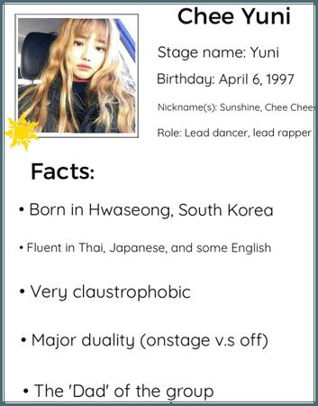Chee Yuni - Bubblicious Official