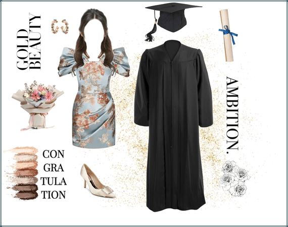 stylish graduation