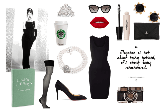 Breakfast at Tiffany's Inspired