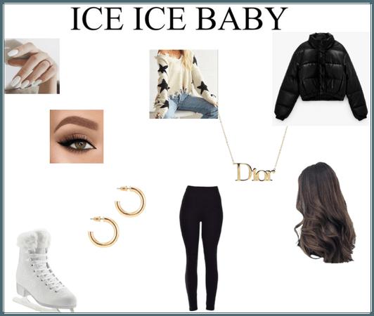 Ice Skating challenge