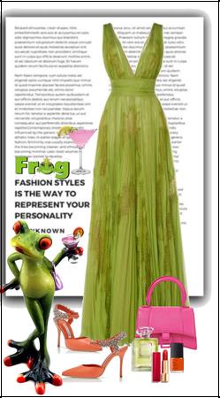 Frog Core @victorycaroline9 🐸🤜🤛🐸