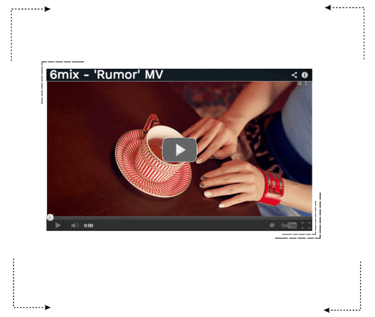 6mix - 'Rumor' MV