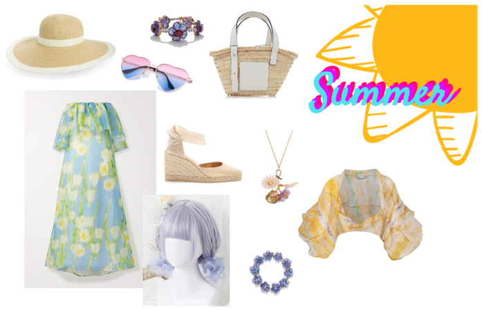 Summer vibe