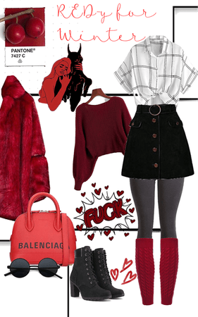 RED-y for Winter