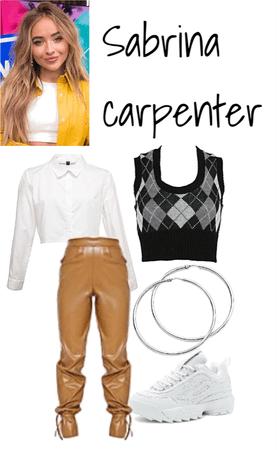 Sabrina carpenter (work it)