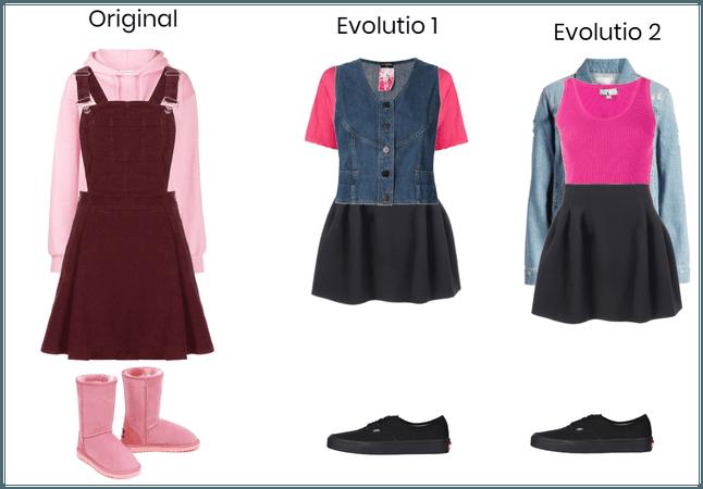 Aelita Schaeffer Outfits