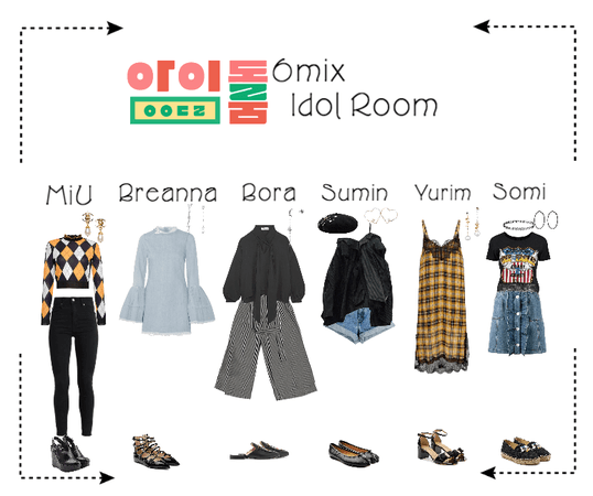 《6mix》Idol Room