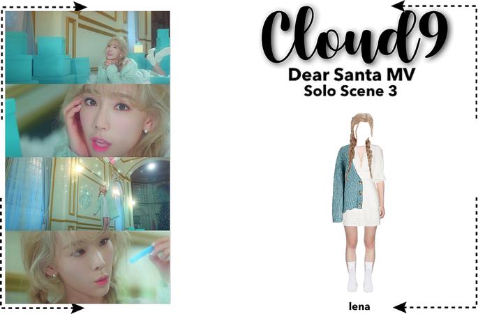 Cloud9 (구름아홉) | Dear Santa MV Scene 4 | 20201218