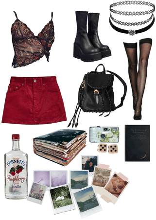 tumblr grunge model aesthetic
