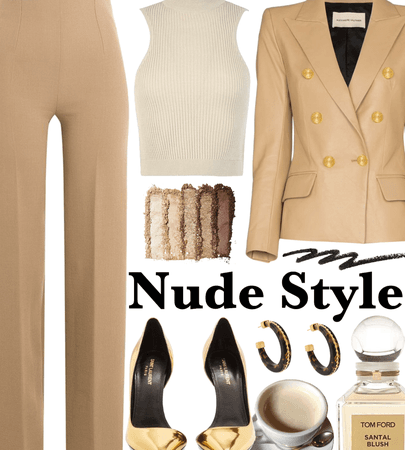 FALL 2021: Nude Style