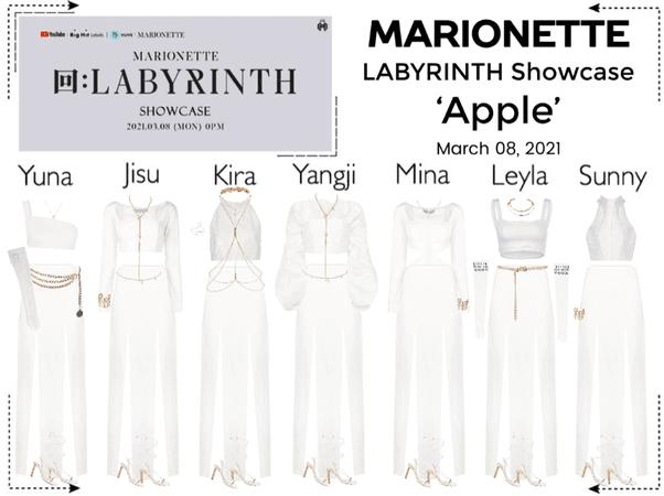 마리오네트 (MARIONETTE) - '回:LABYRINTH' Comeback Showcase