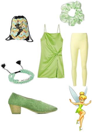 Tinker Bell Disneybound