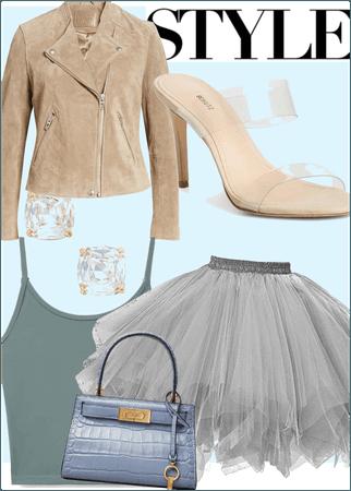 Mini skirt challenge