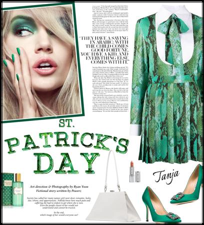 Go Green/ St. Patrick Day