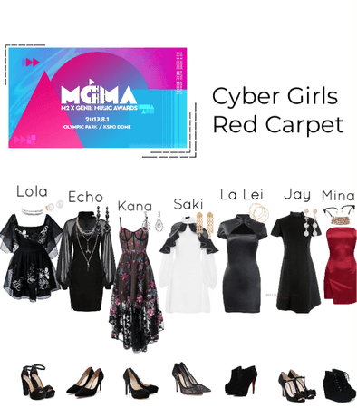 MGMA- red carpet