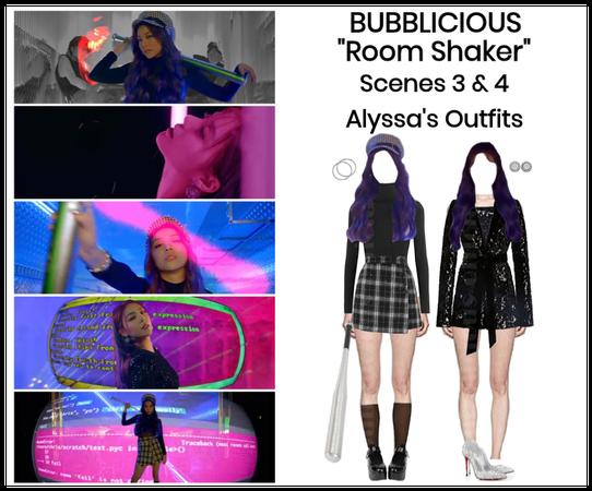 BUBBLICIOUS (신기한) 'Room Shaker' MV Scenes #2