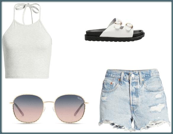 spring/ summer sandal