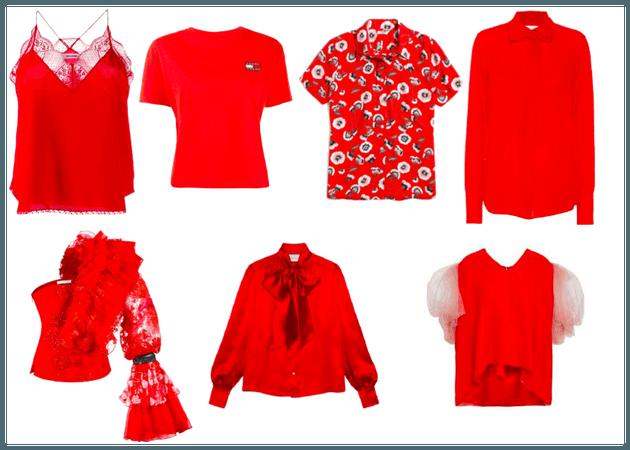 7 blusas estilos
