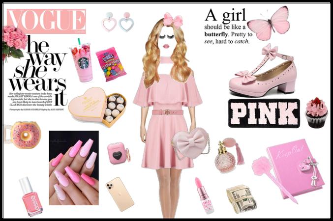 Posh Pink Diva