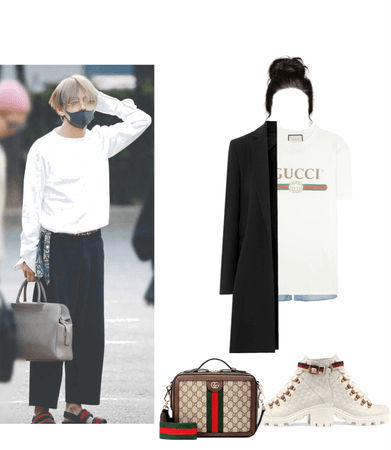BTS 8TH MEMBER: PARK JIYEON's OUTFIT