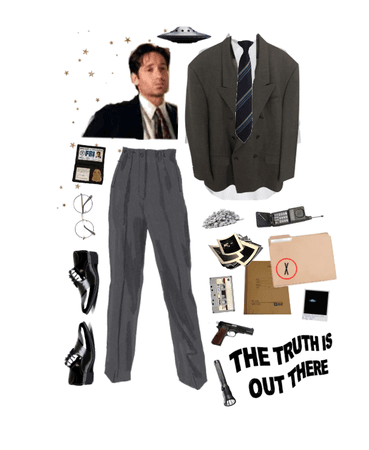 X-files: Fox Mulder