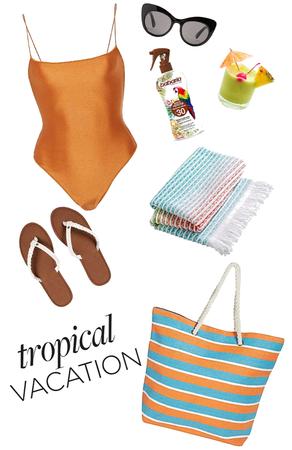 Tropical Spring Break Getaway