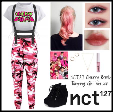 Cherry Bomb Taeyong Girl ver.