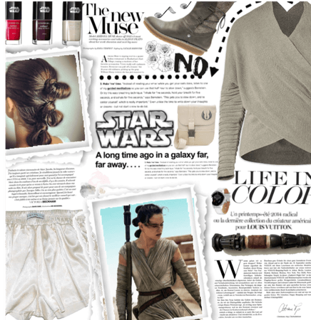 Star wars: May The 4th: Rey.