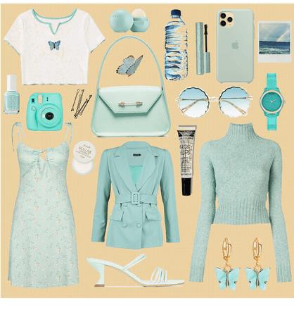 Turquoise Aesthetic