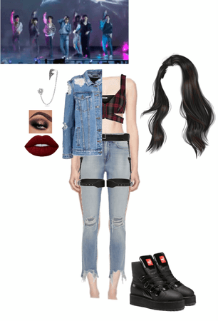 BTS 8th member inspired outfit