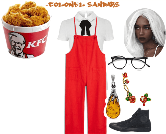 KFC (food as fashion)
