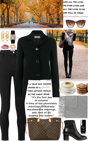 """fall is coming"" outfit"