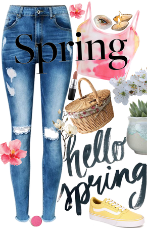 60 seconds of spring