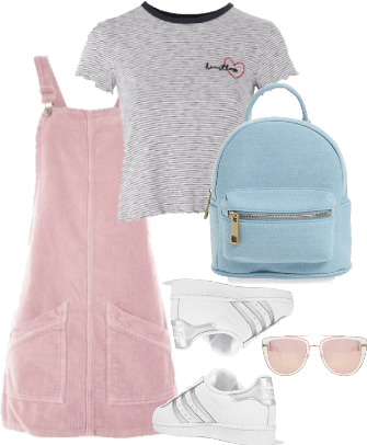 Casual - Pretty Pastels