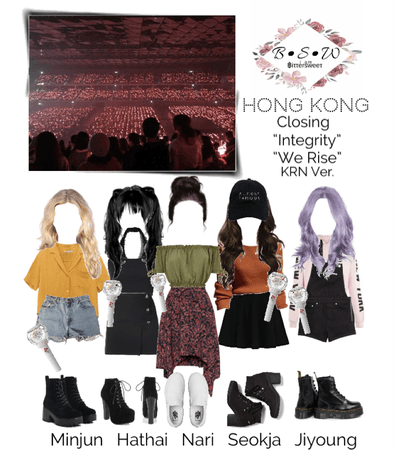 BSW World Tour: Hong Kong