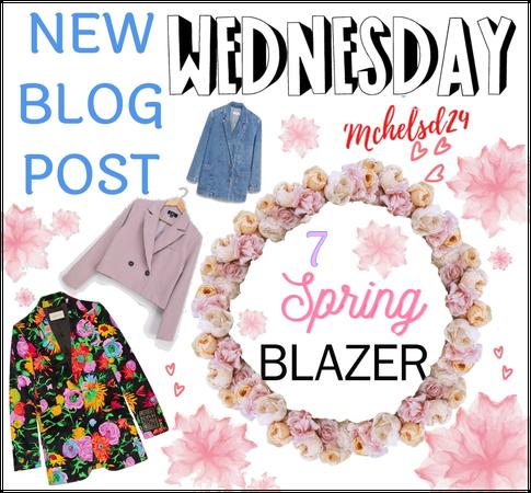 It Wednesday! Blog post!