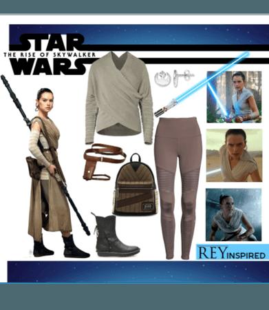 Star Wars: The Rise of Skywalker Rey Inspired