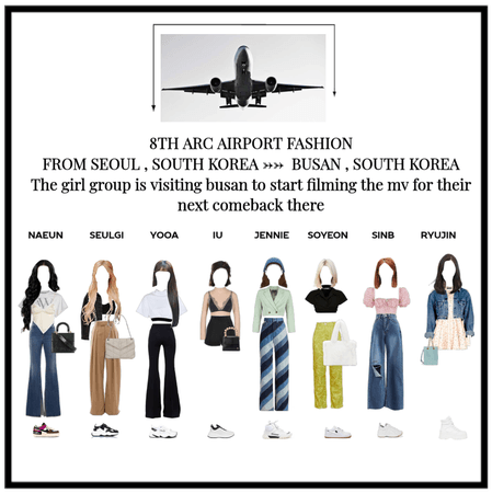 8THARC AIRPORT OUTFITS