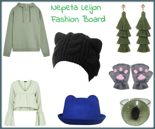 Nepeta Leijon Fashionboard