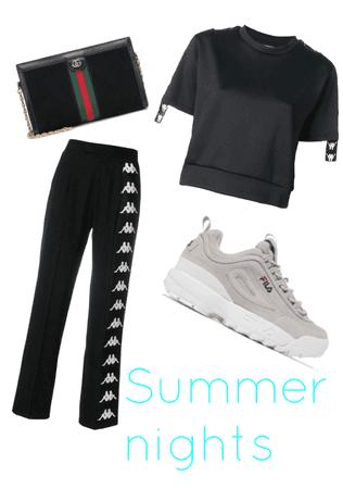 summer nights💁🏾♀️