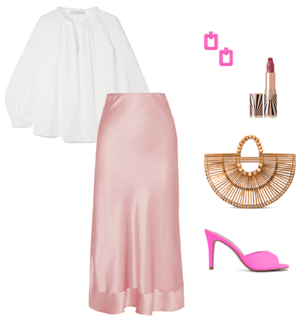 blush for the summer