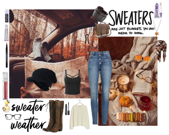 Sweater Weather - Home and Adventure