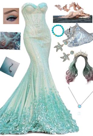 mermaid challenge