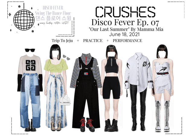 Crushes (호감) [Rose] Disco Fever Ep. 07