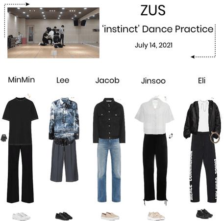 ZUS//'instinct' Dance Practice