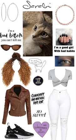 My Pets Style: Sarabi